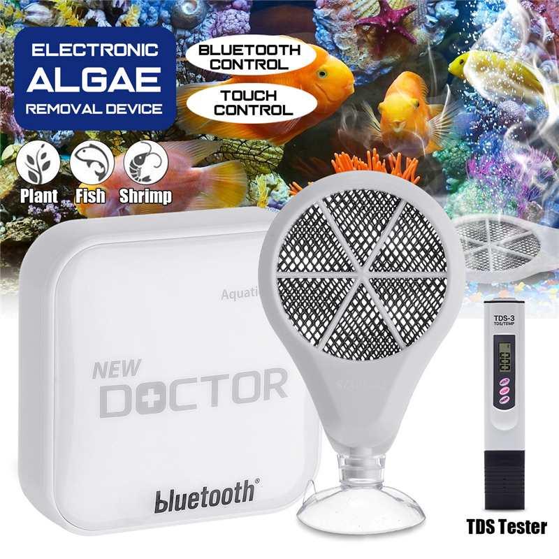 Bluetooth 5th Generations Chihiro Doctor удаление водорослей Twinstar аксессуары для аквариума приспособления для очистки креветок очиститель аквариума