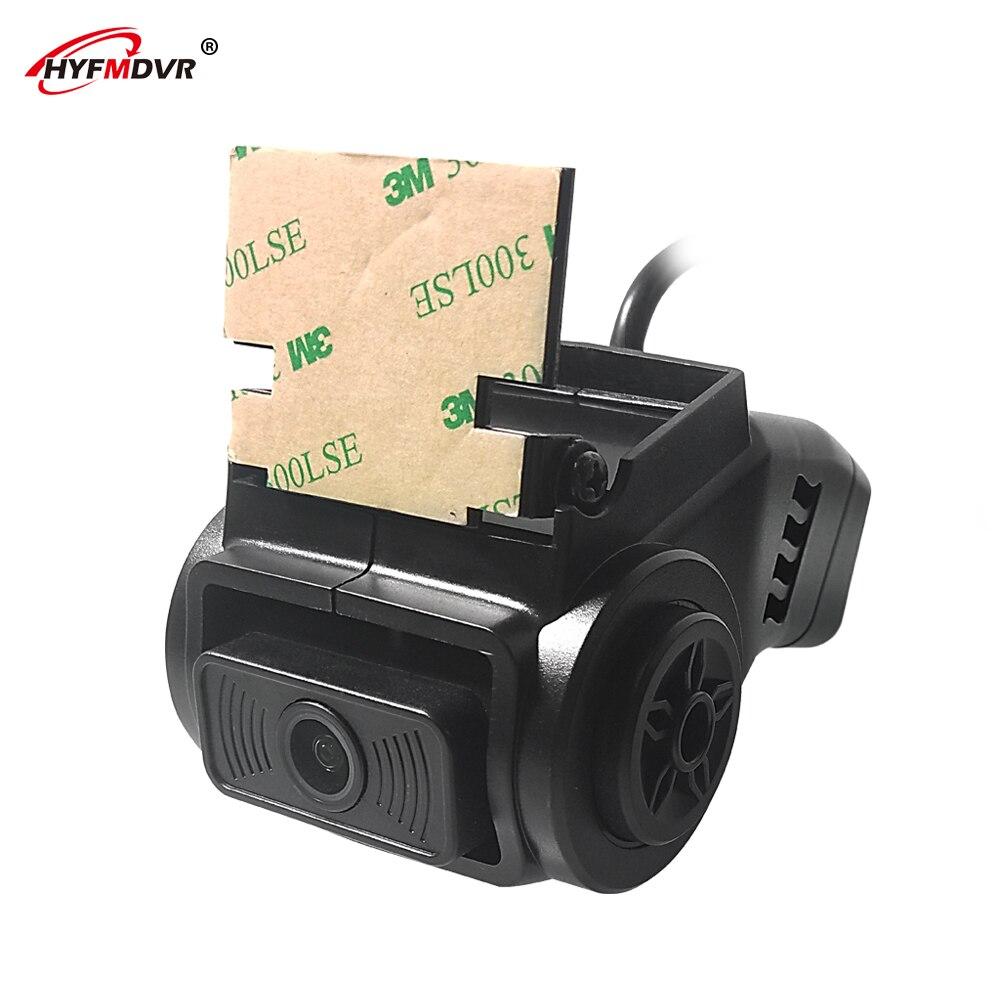 HYFMDVR Прямая продажа с фабрики камера заднего вида с двойным объективом Большой широкоугольный погрузчик/маленький автомобиль/автобус