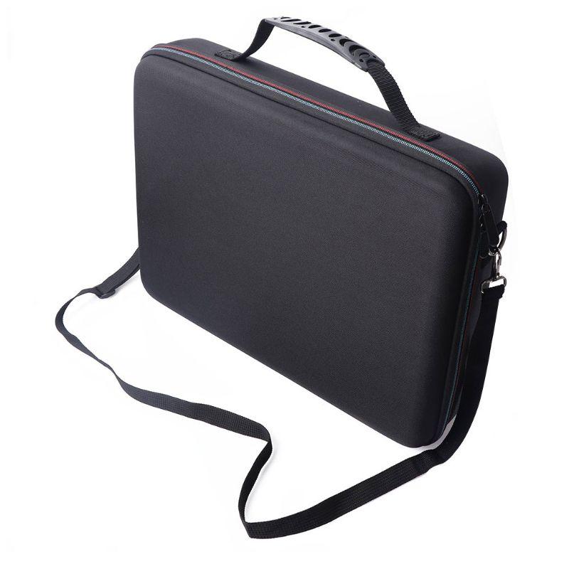 صدمات الصلب إيفا حقيبة حمل المحمولة السفر تخزين حقيبة مربع ل DDJ-WeGO3-K WeGO4-K اكسسوارات كيت