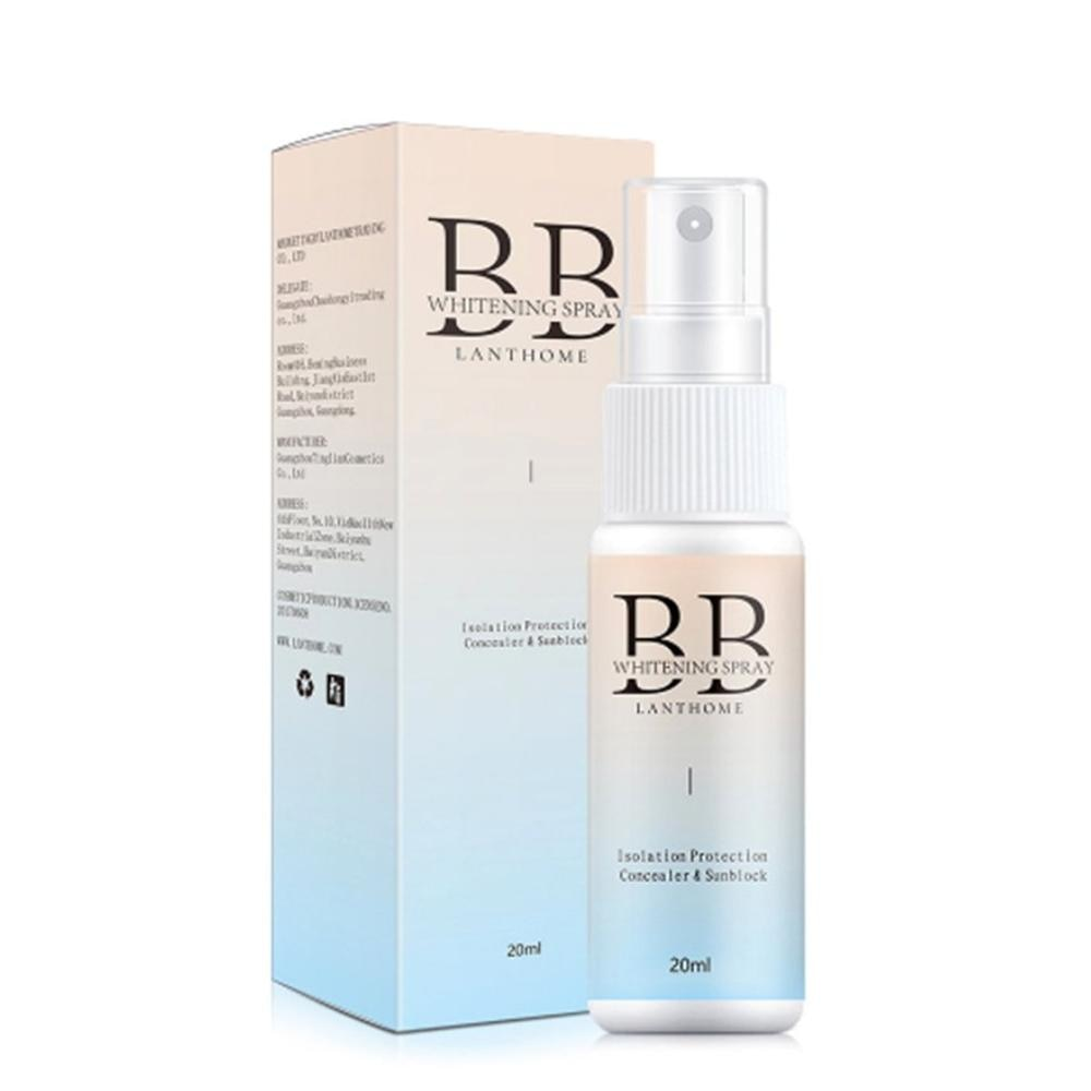 Beauty Products Spray Bb Whitening Spray Moisturizing 20Ml Whitening Moisturizing Spray Non-Irritati