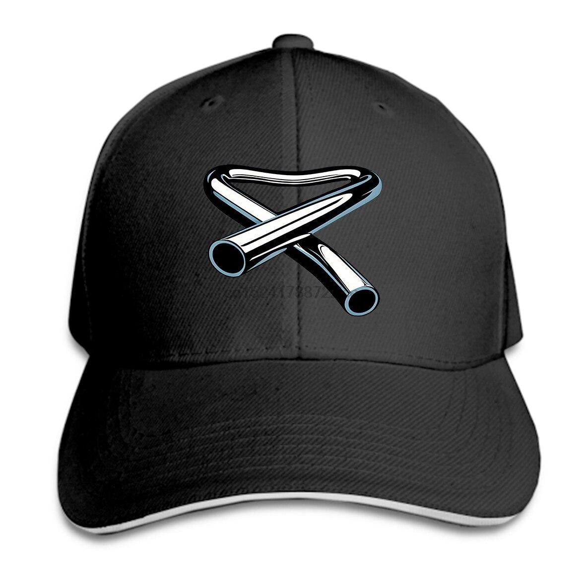 Print Custom Baseball Cap Tubular Bells Music Mike Oldfield Retro Music Rock Album Premium Hat Peaked cap