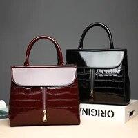 womens shoulder bag womens handbag handbag fashion pu leather stone pattern womens handbag handbag fashion shoulder bag
