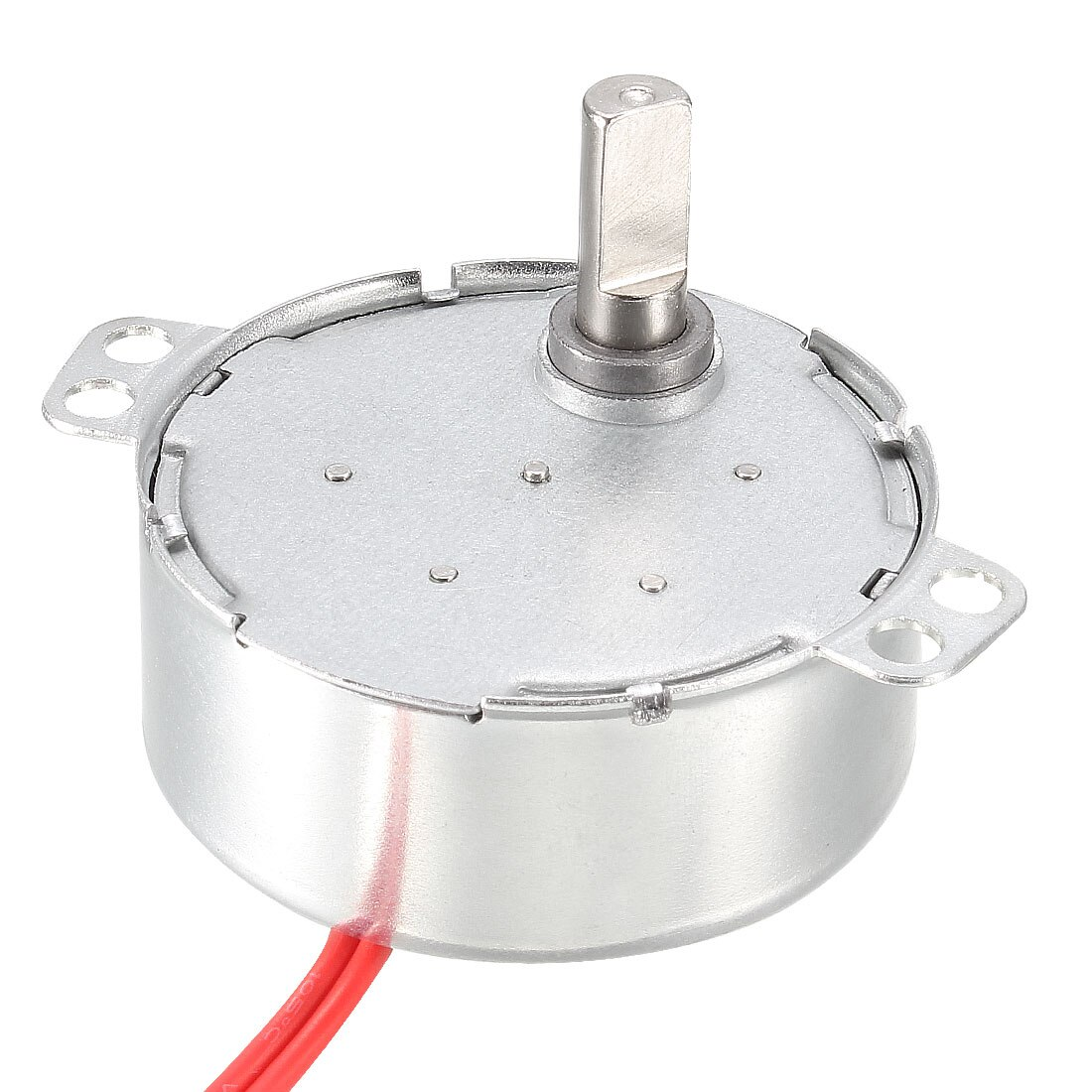Uxcell síncrono Motor Synchron AC 12V W 4W 5-6 RPM/MIN 50-60Hz CCW para hecho a mano