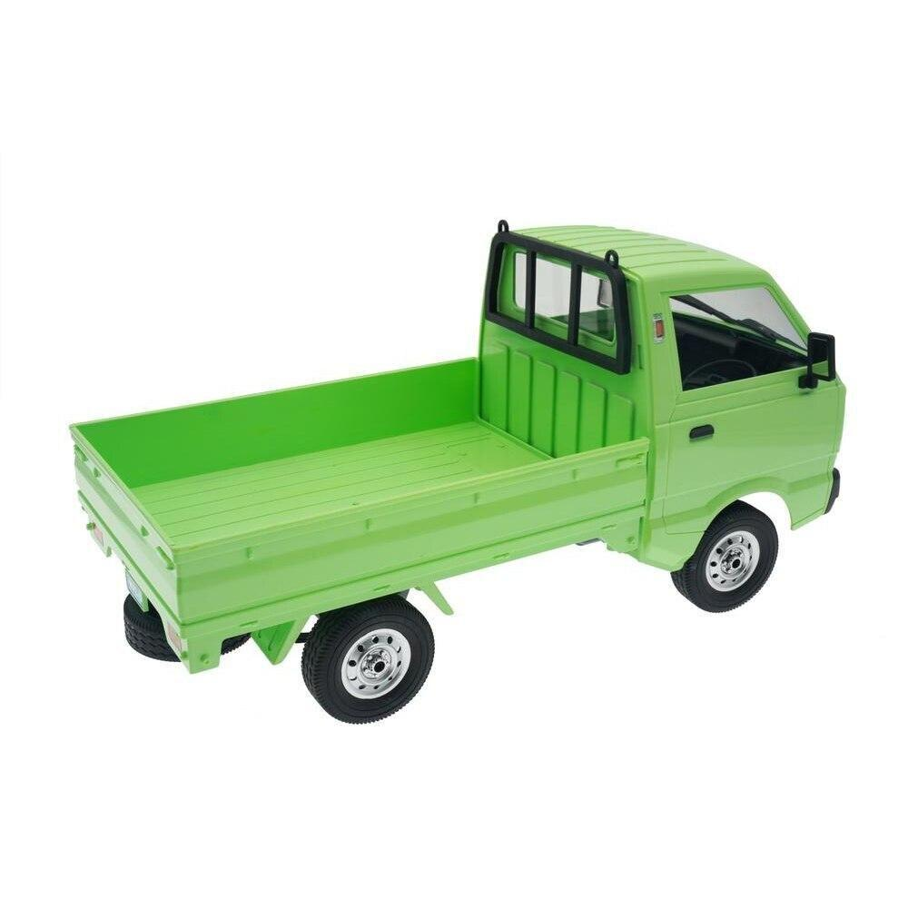 Genuine RCtown Wpl D12 Carry 1/10 4WD Simulation Drift Truck Climbing Car LED Light On-road Rc Car Toys for Boys Kids Gifts enlarge