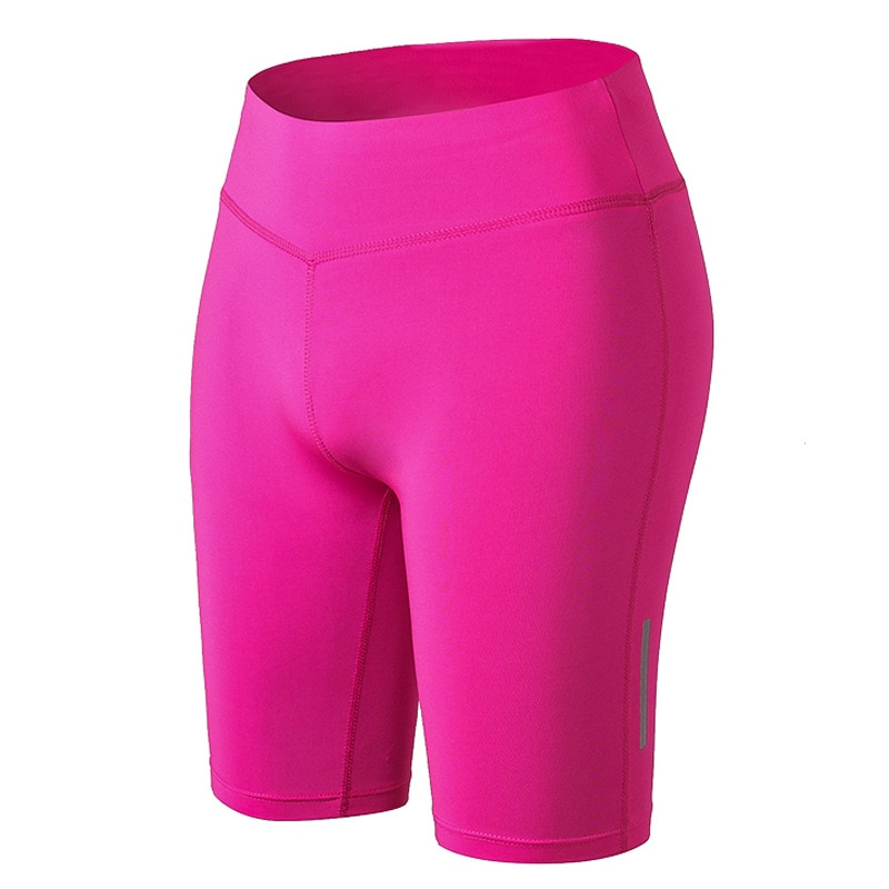 Women Sport Shorts Quickly Dry Elastic Legging Tights Running Jogger Fitness Gym Workout athletic Short Sportswear Sweatpants