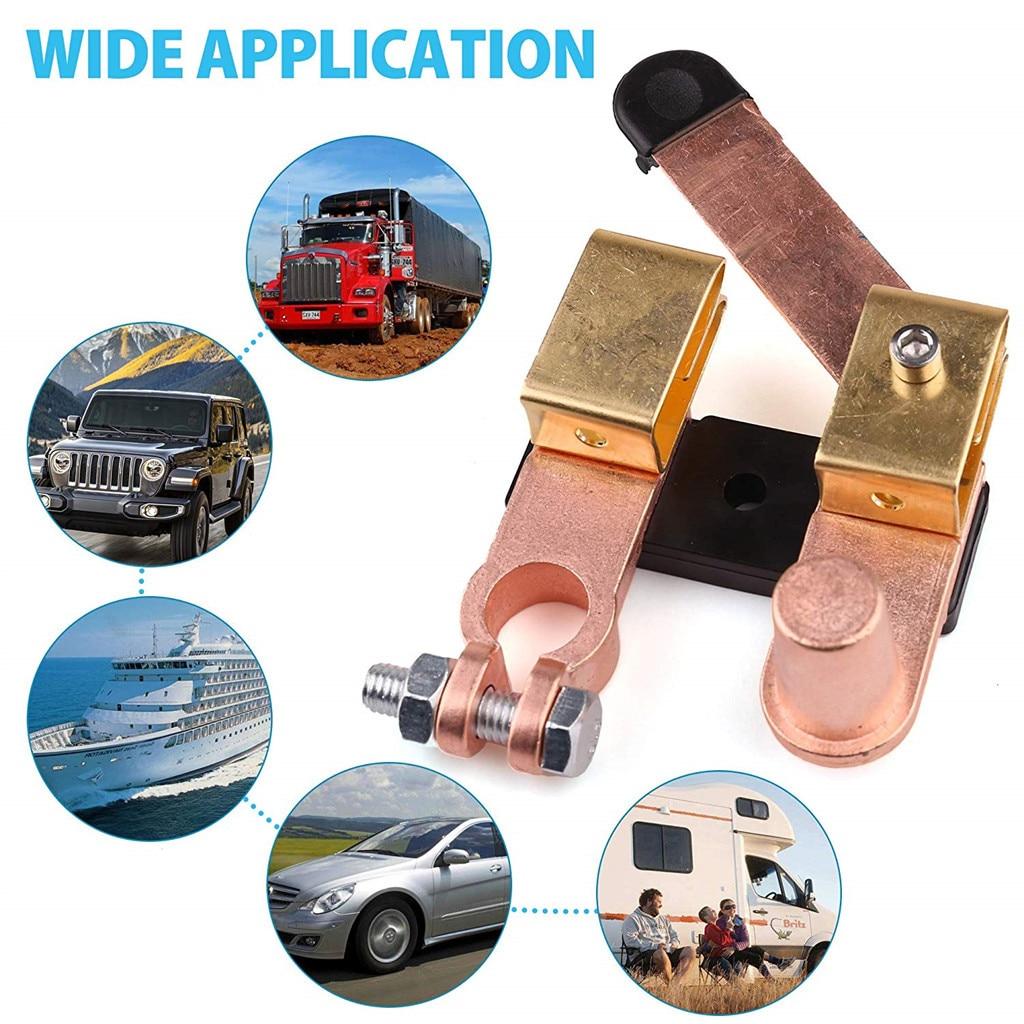 Panel combinado de voltímetro de conmutación WUPP 6 Gang impermeable coche Auto...