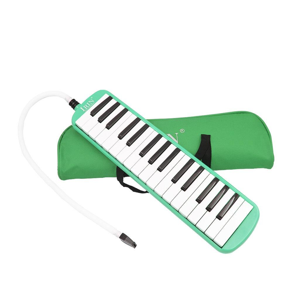 32 البيانو مفتاح نمط ميلوديكا مع ديلوكس حمل الجهاز الأكورديون الفم قطعة ضربة مفتاح المجلس أداة للمبتدئين الموسيقى