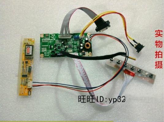 100% original test VGA Driver board for LCD SCREEN LTM150XH-L01 LTM150XH-L02 LTM150XH-L04 LTM150XH-L06