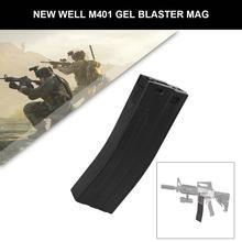 Pince Magzine pour nouveau puits M401 Gel Blaster Magzine Gel boule Blaster chargeur accessoires de remplacement jouet pince