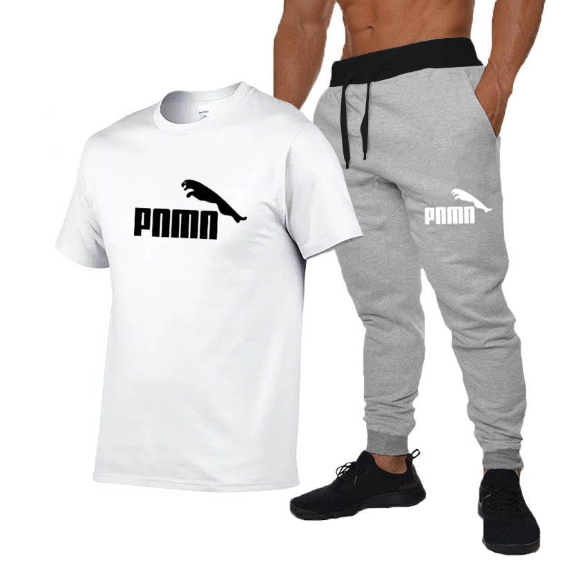 2021 Selling Men's Sweatshirt + Pants 2 Piece Set Casual Sportswear Basketball Wear Spring and Summe