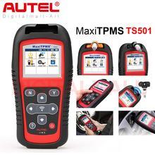 Autel MaxiTPMS TS501 TPMS Услуги OBD2 сканер автомобиля инструмент диагностики авто сканер диагностики OBDII код читателя