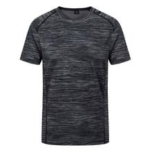 Plus Size L~5XL, 6XL, 7XL, 8XL T Shirt Men's Creative Simple Round Neck Quick-Drying Breathable Short Sleeve Summer Men's Tops