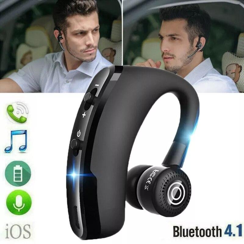 V9 Wireless Bluetooth Headset Sports Headphones Handsfree Earphone Bluetooth Sports Business Bass Ea