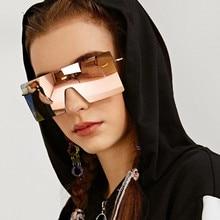 sunglasses men polarized uv400 high quality Oversized Square Sunglasses Women Luxury Brand Fashion F