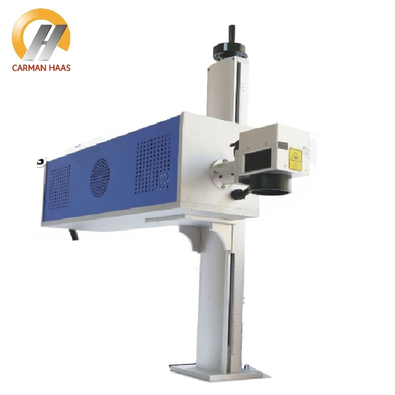 CO2 Laser Path+Lifting Column Travle 500mm for 30W Coherent CO2 RF Tube Laser Marking Machine