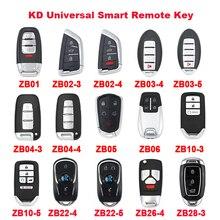 KEYDIY Universal KD Smart Remote Key ZB01 ZB02-3 ZB02-4 ZB03 ZB04 ZB05 ZB06 ZB10 ZB22 ZB26 ZB28 for KD-X2 KD900 Mini KD Key Tool