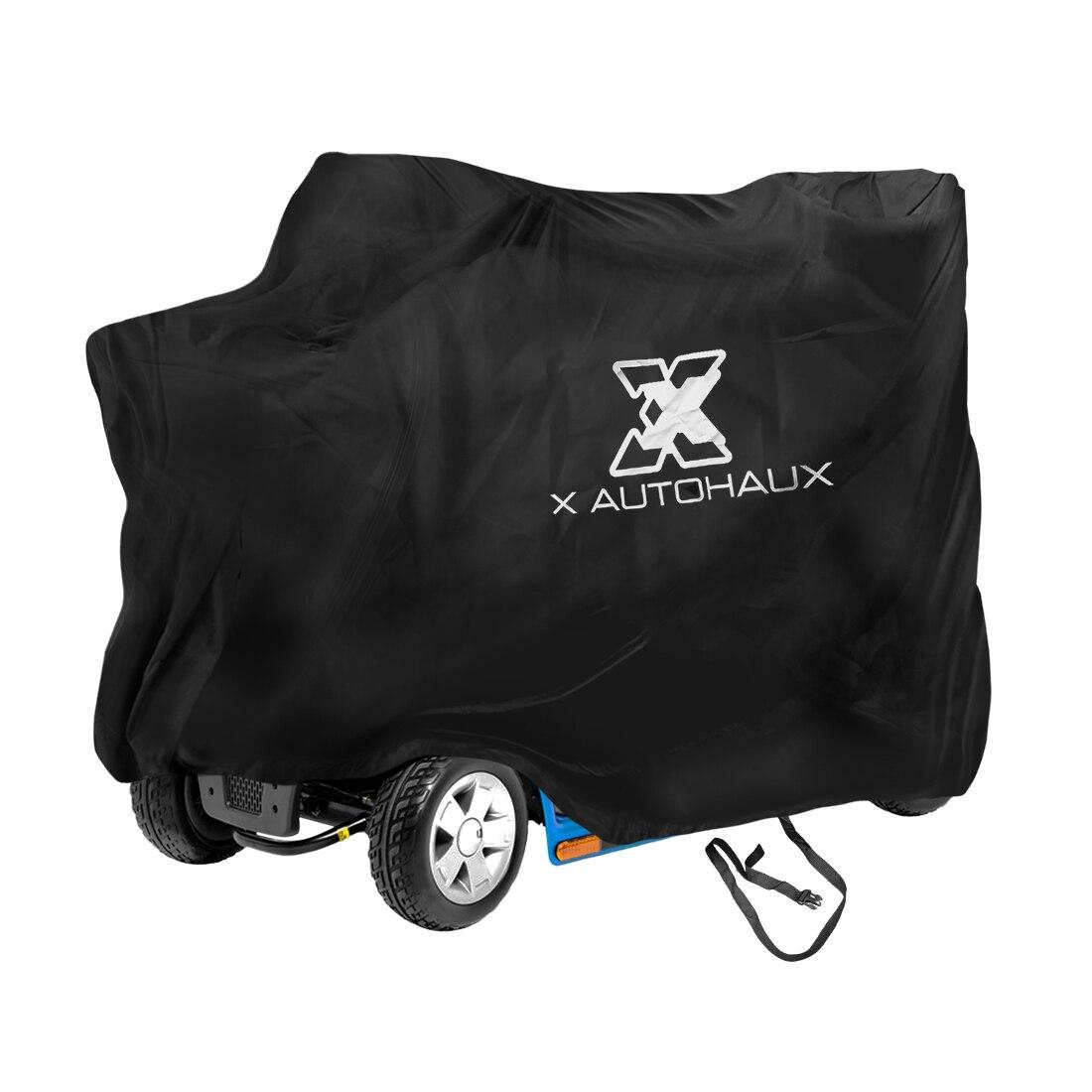 Чехол для скутера X Autohaux водонепроницаемый чехол 210D с защитой от дождя защита