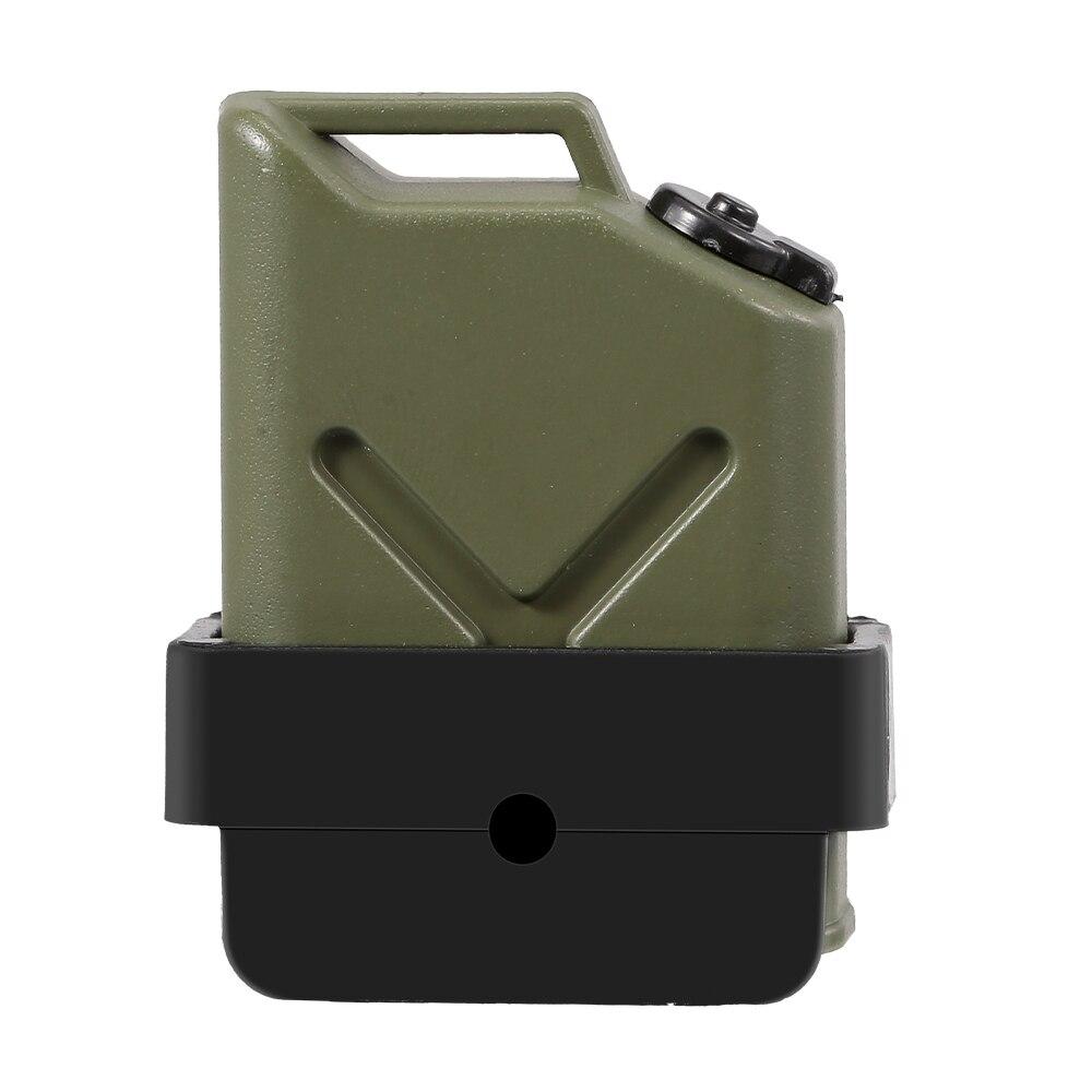 Oil Tank Decorate Box for 1/10 Traxxas Redcat RC4WD Tamiya Axial SCX10 D90 90046 Jeep Wrangler JK D90 D110 RC Crawler Car