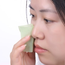 100Sheets/Pack Green Tea Facial Oil Blotting Sheets Paper Cleansing Face Oil Control Absorbent Paper