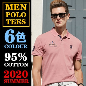 High-end men's cotton tees Business Casual Fashion Noble Soft Breathable Comfortable Anti-Pilling No-iron Colorfast Plus-size