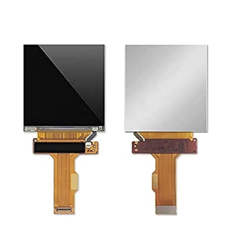 LS029B3SX02 2.9 بوصة 1440*1440 mipi 40pin 2k شاشة LCD المزدوج TFT Lcd لسماعة صندوق عرض لوحة زجاجية VR AR MR HMD العرض