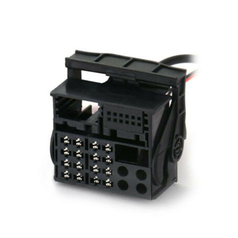 Áudio-adaptador de Cabo Externo para Opel Bluetooth Microfone Cd70 Dvd90 090f Aux Cd30 Cdc40