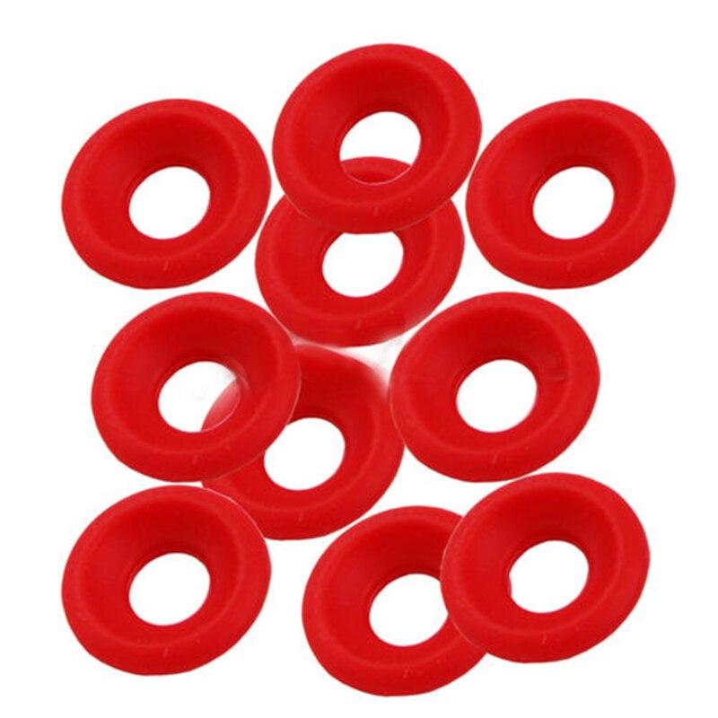 Бармен 25 шт силиконовые резиновые прокладки, шайбы набор прокладок для Grolsch EZ крышка качели верхней крышки бутылки бар аксессуары