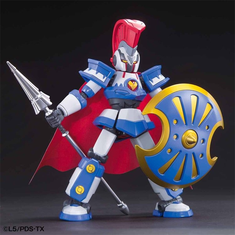 Figura de acción de ensamblaje de Aquiles lbx, juguete, poco MODELO DE EXPERIENCIA DE Battler