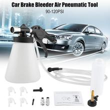 Car Brake Bleeder Bleeding Fluid Change Kit Air Pneumatic Garage Vacuum Tool Car Accessories Car Tools