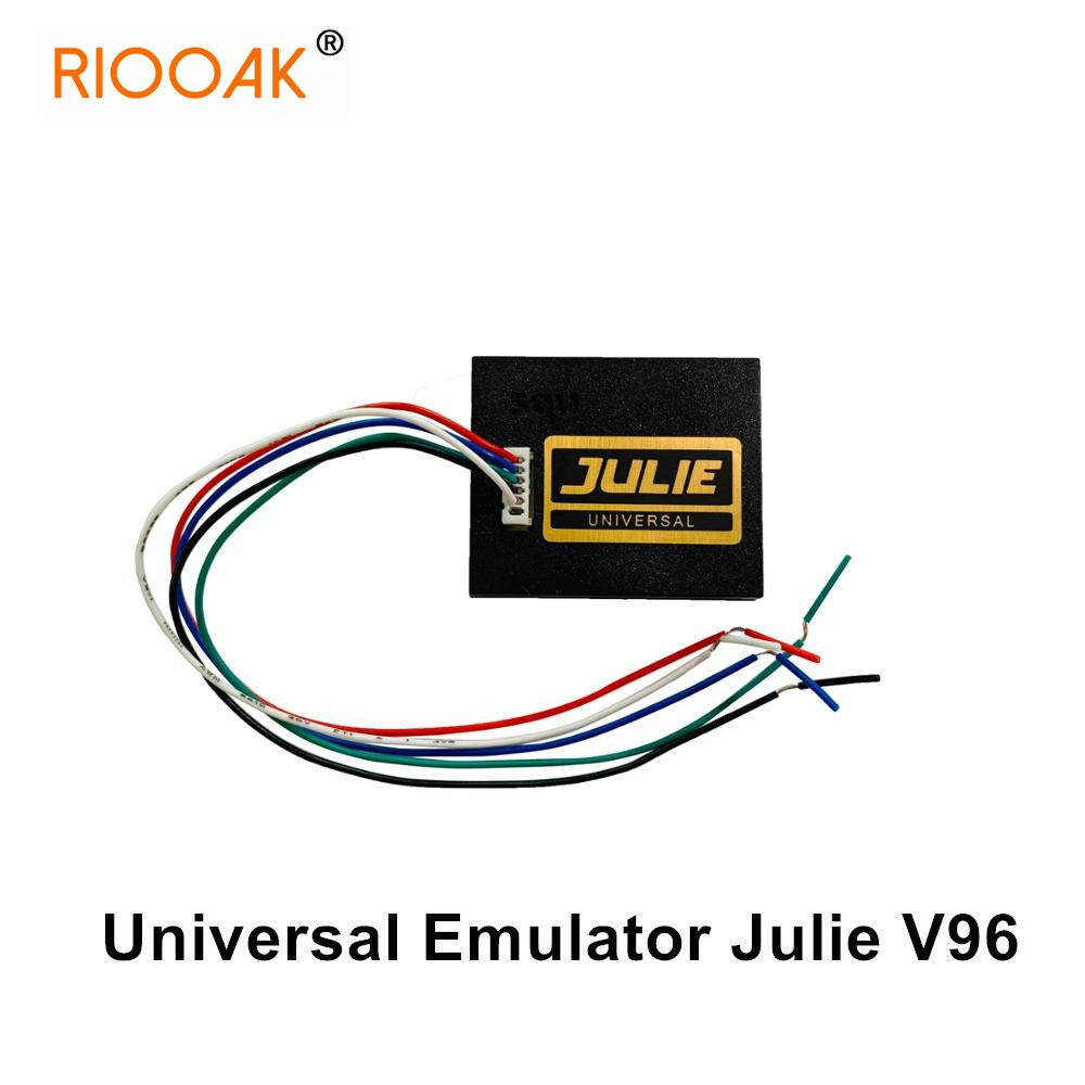 2021 New Julie Universal IMMO Emulator V96 (K-LINE/CANBUS CARS) Cars OBD2 Diagnostic Tools for many cars