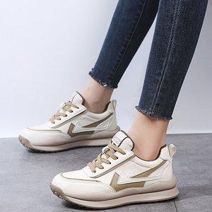 Women Platform Sneakers Wedges Shoes for Women Comfort Fur Plush Warm Winter Tenis Sneakers Chunky Shoes Designer Sneakers