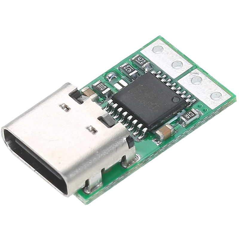 USB-C PD2.0/3.0 to DC Converter Power Supply Module Decoy Fast Charge Trigger Poll Polling Detector