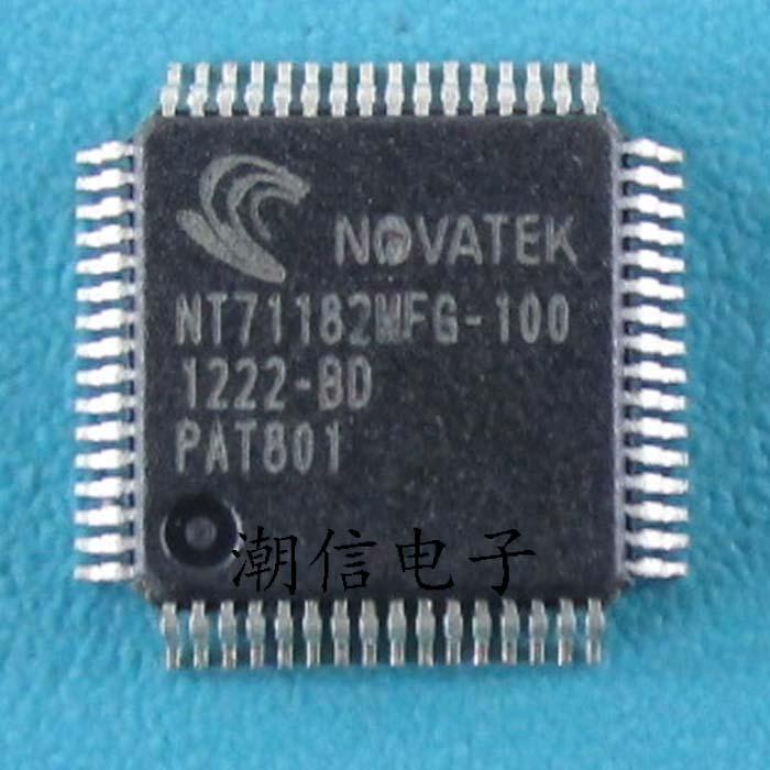 10cps NT71182MFG - 100 tela de LCD