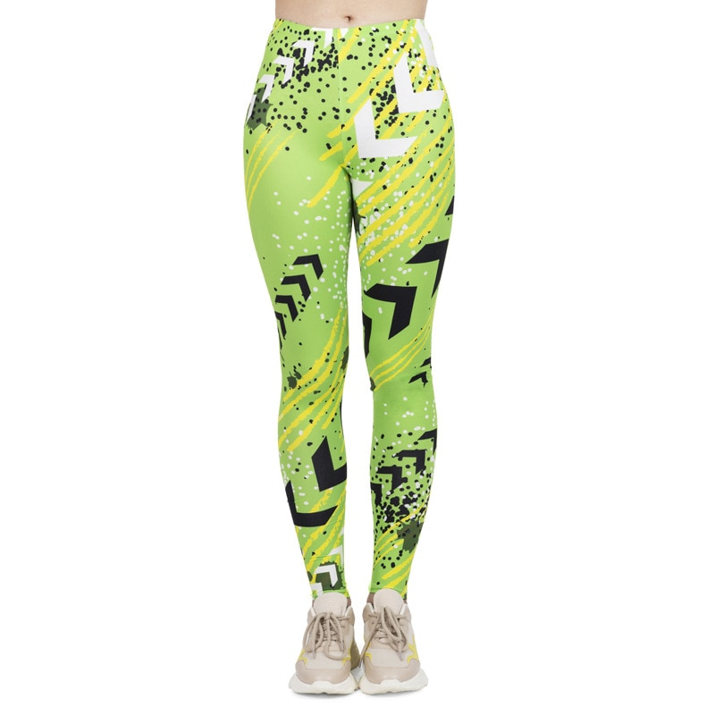 Sexy Leggings Women Fasion Fitness Pants 3D Print Hip-lifting Outdoor Sport  Woman Clothes