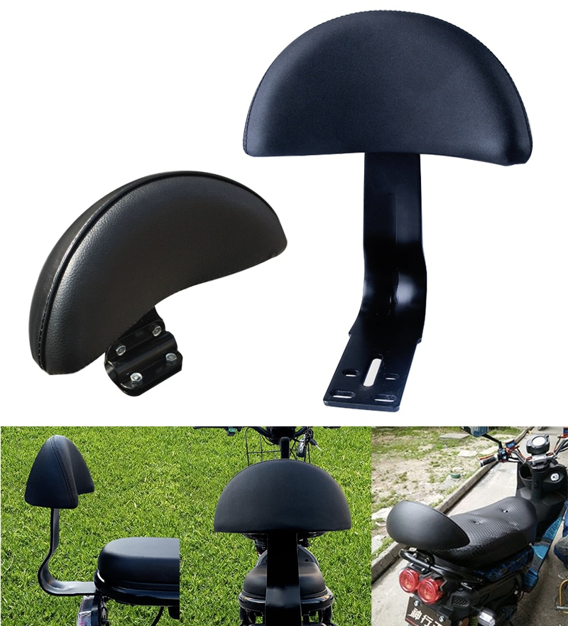 Rear Backrest Black Seat Sissy Bar Passenger Motorcycle Driver Pad For Victory High-Ball Vegas ,Seat