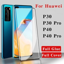 Tempered Glass For Huawei P40 Pro P40pro Huaweip40 Screen Protector For Huawei P30 Pro p30pro Huawei