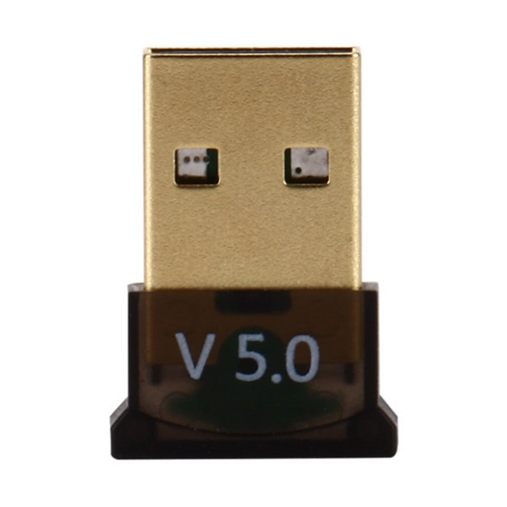 USB Bluetooth Adapter Wireless 5.0 Wireless Audio Music Stereo Adapter Dongle Receiver For Tv Pc Csr