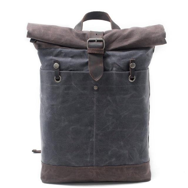 new-luxury-vintage-canvas-backpacks-for-men-oil-wax-canvas-leather-travel-backpack-large-waterproof-daypacks-retro-bagpack