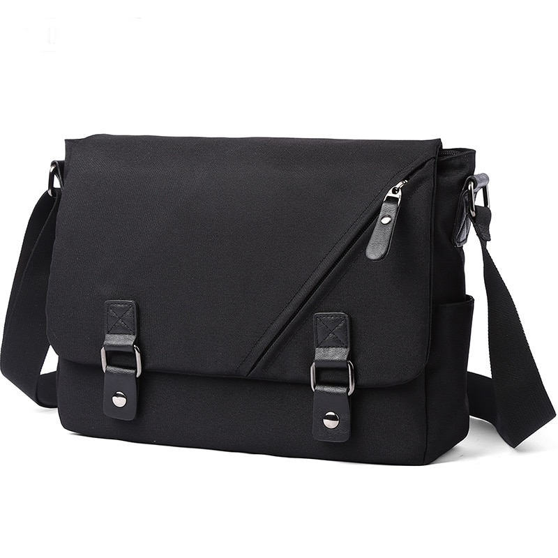 Leisure Oxford Waterproof Men Messenger Bags Quality Guaranteed Man's Shoulder Bag Fashion Business Travel Slling Crossbody Bag