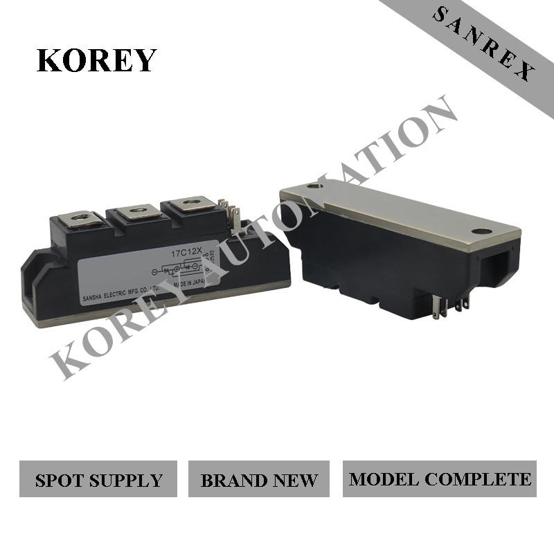 Ready Stock Brand New 100% Sanrex Power Thyristor Module PK200F-120 PK200F-160