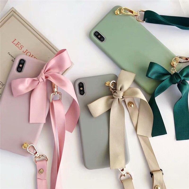 Para iPhone 7, funda suave de TPU para iPhone SE2 Xr 11 Pro Xs Max X 8 6 Plus