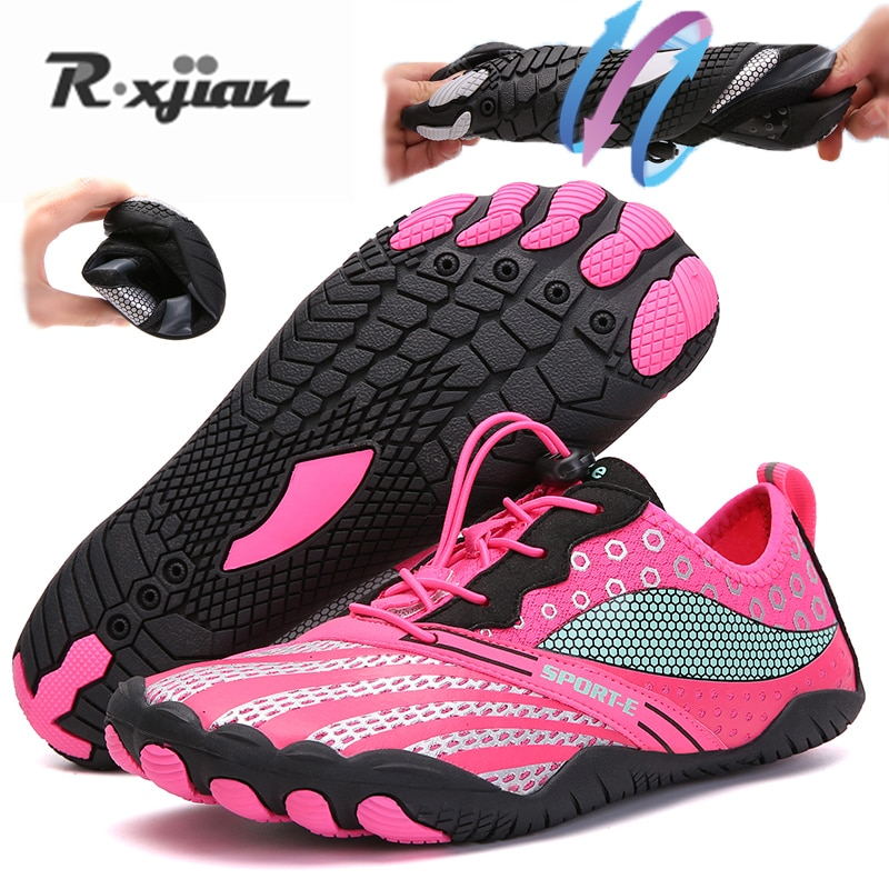 New trend men and women outdoor sandals beach entertainment professional swimming shoes indoor fitness sports shoes