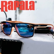 RAPALA 100% Polarized Fishing Glasses Outsports Sunglasses UV protection Anti-blue Light Clearly Vis