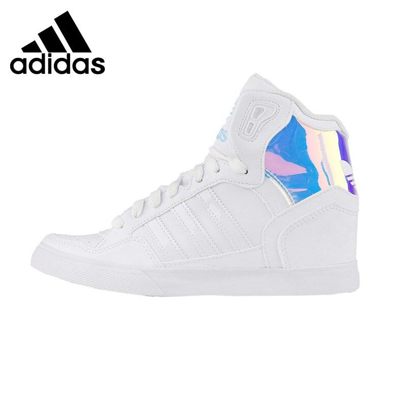 Original New Arrival Adidas Originals EXTABALL UP W Women's Skateboarding Shoes Sneakers