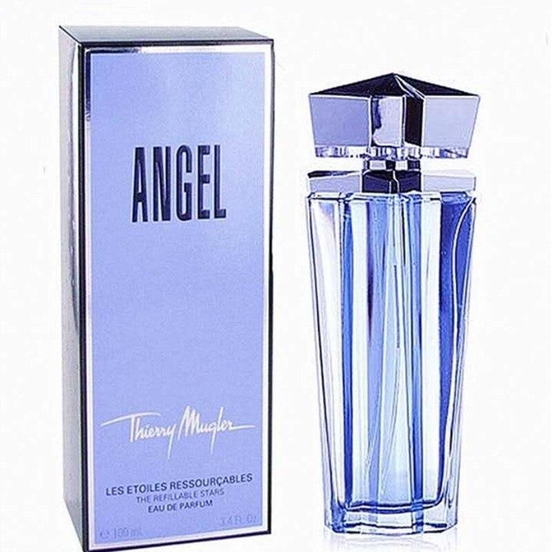 100ml Brand ANGEL Summer Sweet Parfume for Women Ploral-fruity Long Lasting Fragrances Lady Eau De Parfum Antiperspirants
