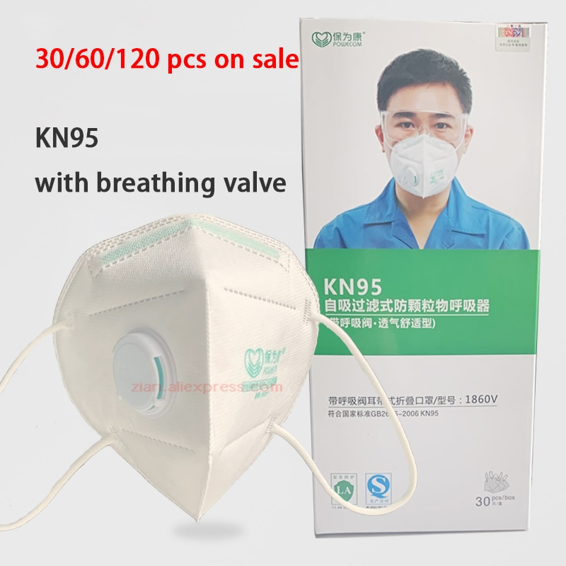 new n95 dust mask activated carbon double breathing valve protective masks dust mask masks second hand smoke KN95 Mouth Masks 4-Layer Breathing Valve Face Mask Dust-Proof Anti-Fog Anti-PM2.5 Protective Respirator Disposable Dust Masks