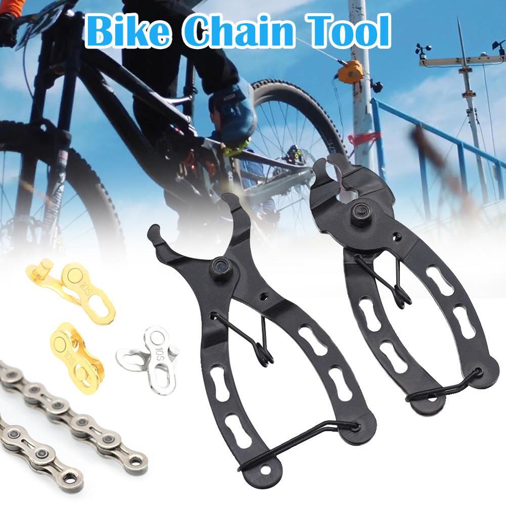Мини-цепь Fiets Magic Gesp Tang Mountainbike Ketting инструмент для быстрого ремонта Fiets аксессуары Tang велосипедная цепь гаечный ключ