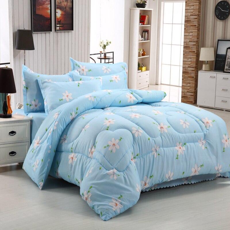جميع المواسم أسفل لحاف أفخم عالية الجودة ستوكات ملء المعزي متعدد الألوان اختيار لحاف المنزل بطانية لحاف قابل للغسل