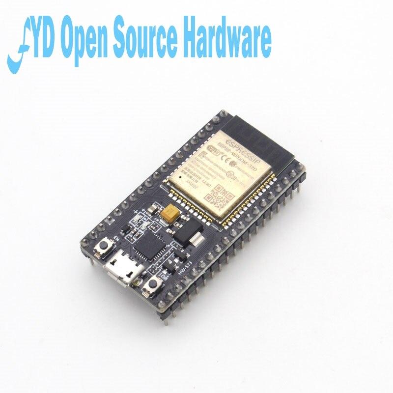 Placa de desarrollo de ESP-32 ESP8266 ESP-32S WiFi Bluetooth Ultra-bajo consumo de energía Dual Cores ESP32 tablero LuaNode