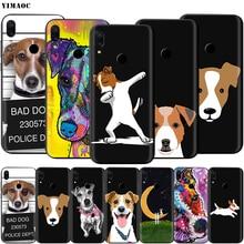 Чехол YIMAOC Jack Russell Terrier для Xiaomi Redmi Note 4 4x 4a 5 5a 6 8 8A MI 9 10 8T Pro Plus